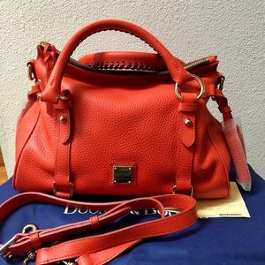 Dooney and Bourke Samba Small Satchel